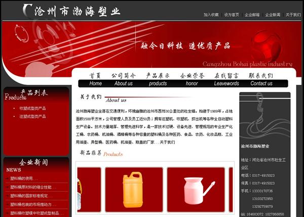 沧州渤海塑业